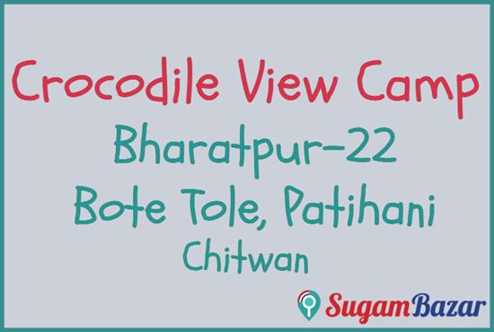 Crocodile View Camp