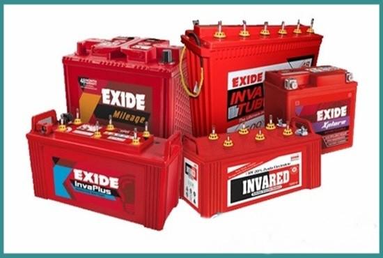 Exide Battery Suppliers, Narayangarh.
