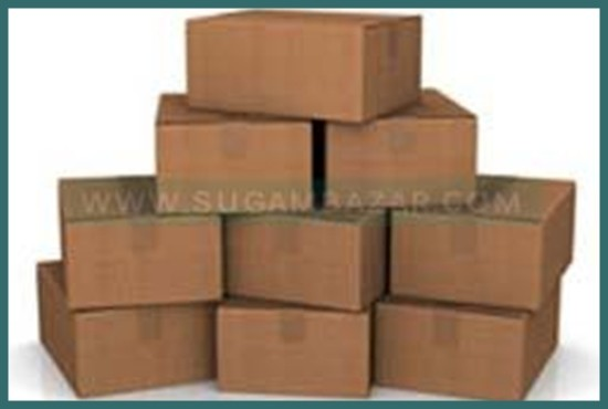 Used Different Size Paper Carton