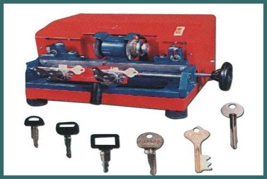Duplicate key maker in chiotwan