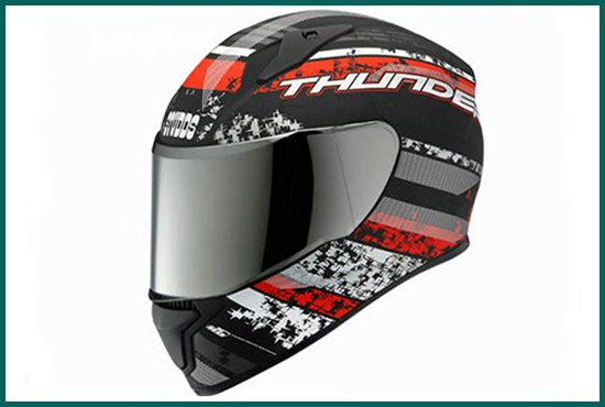 Helmet Thunder,
