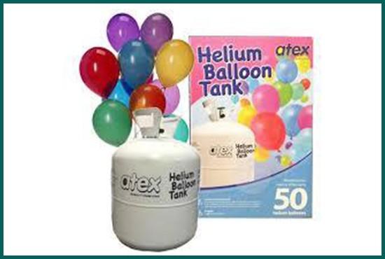 Hydrogen & Helium Gas