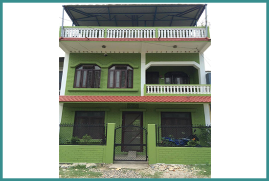 House for sale at Rampur Bazar