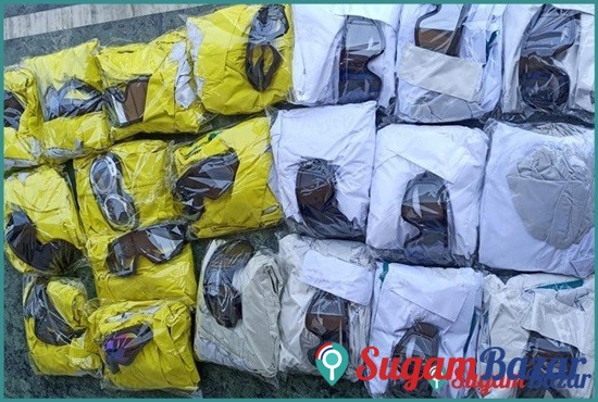 Himalyan Uniform PPE / MASK Maker