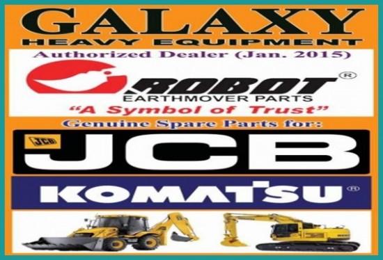 Galaxy Heavy Equipments & Tools