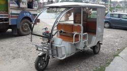 E Rickshaw On Hire