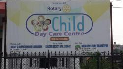 Free Child Day Care Center, Narayangarh